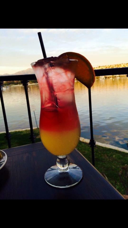 Hacienda Lake Cocktail
