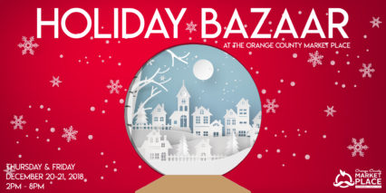 Holiday Bazaar @ OC Market Place - Costa Mesa | Costa Mesa | California | United States
