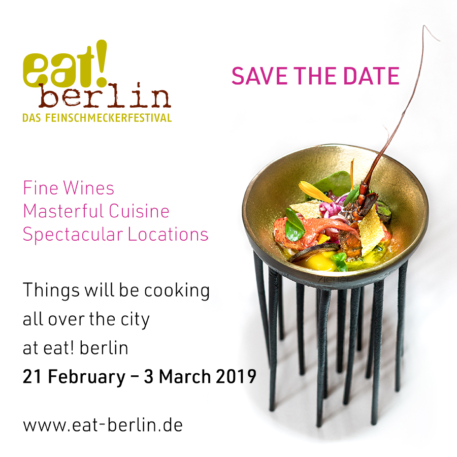 EAT! Save the Date