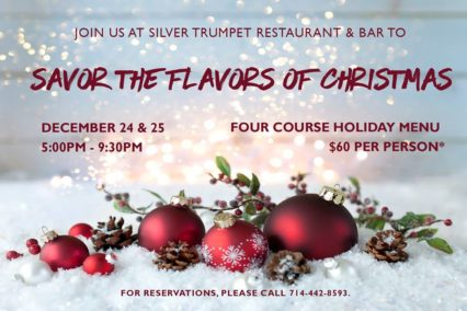 Savor the Flavors of Christmas @ Silver Trumpet at the Wyndham Hotel - Costa Mesa | Costa Mesa | California | United States