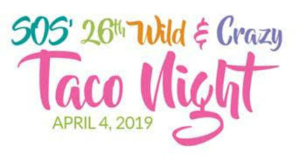 26TH Annual Wild & Crazy Taco Night @ Share Our Selves - Costa Mesa | Costa Mesa | California | United States