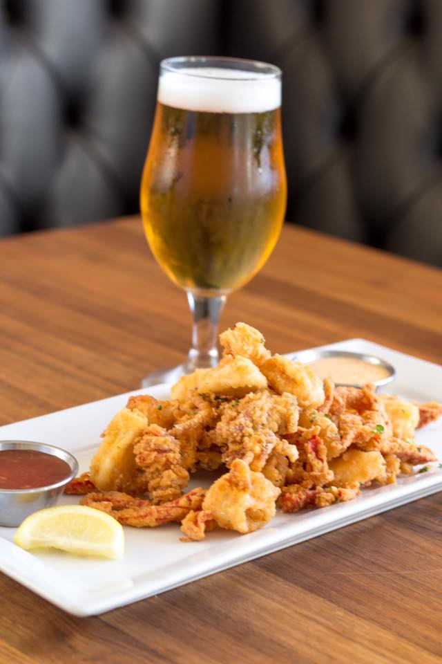 Bluewater Grill Big Game Happy Hour