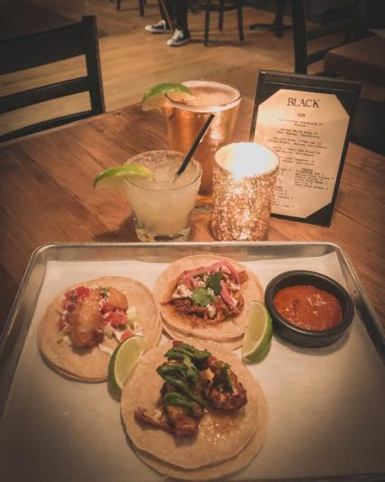 3 for $6 Taco Tuesdays @ Black - Long Beach | Long Beach | California | United States
