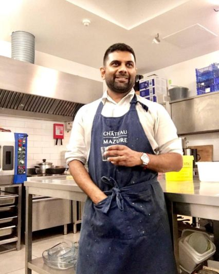Chef Mohan Ismail
