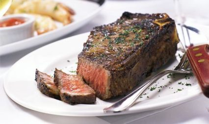 Tomahawk Tuesday @ Flemings Prime Steakhouse - Newport Beach