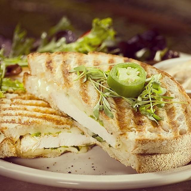 Urth Caffe El Diablo Sandwich
