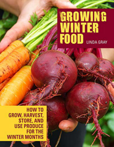 Growing Winter Food Cover