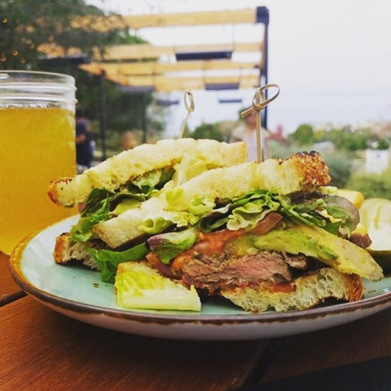 Patio Marketplace Blt