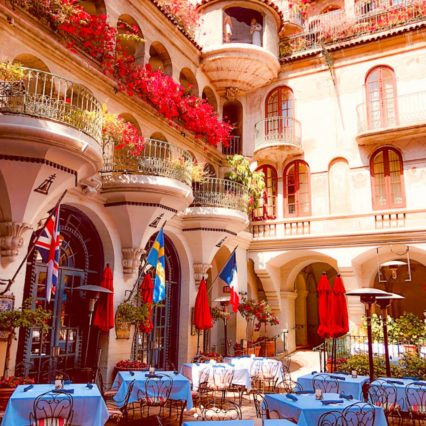 Valentine's Day Prix-Fixe & Buffet Dinners @ Mission Inn (The) - Riverside | Riverside | California | United States