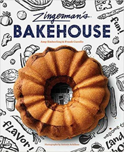 Zingerman's Bakehouse Cover