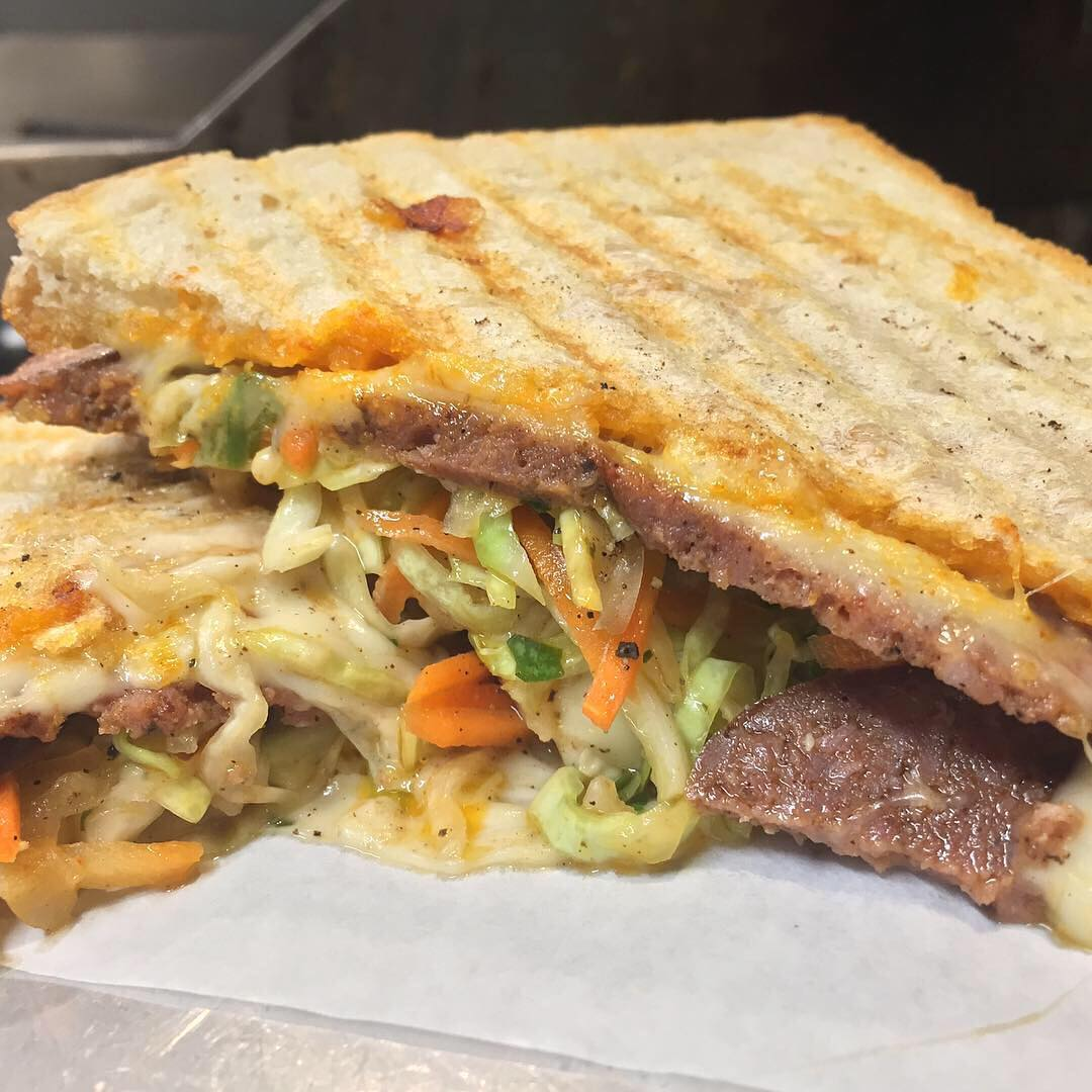Barley Forge Grilled Cheese