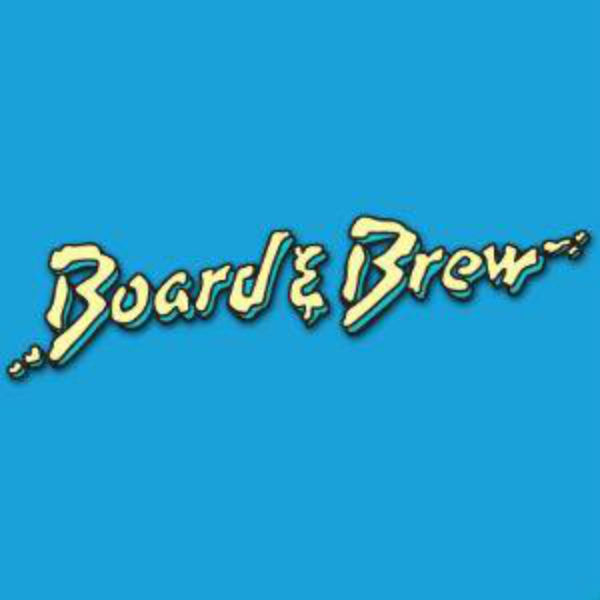 Board & Brew Logo