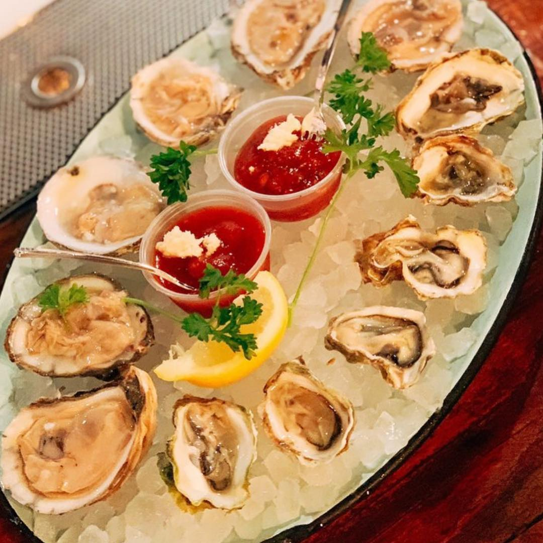 Circle Hook Oysters