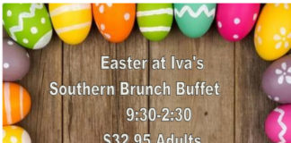 Easter At Ivas