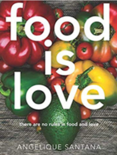 Food Is Love Cover