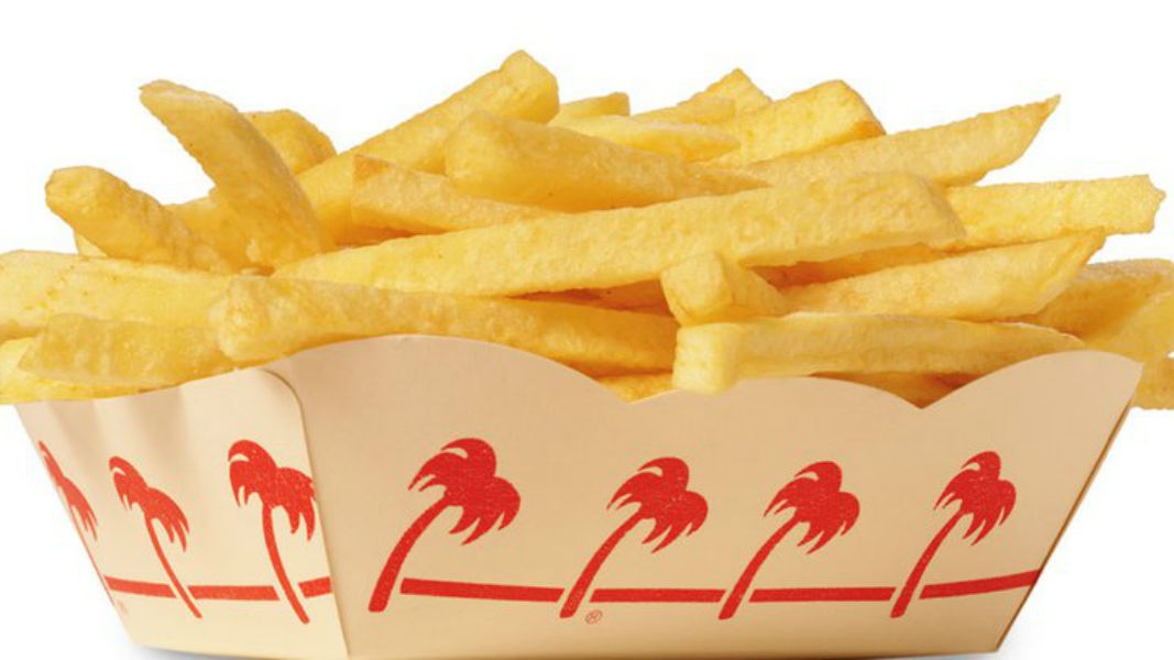 In N Out Fries
