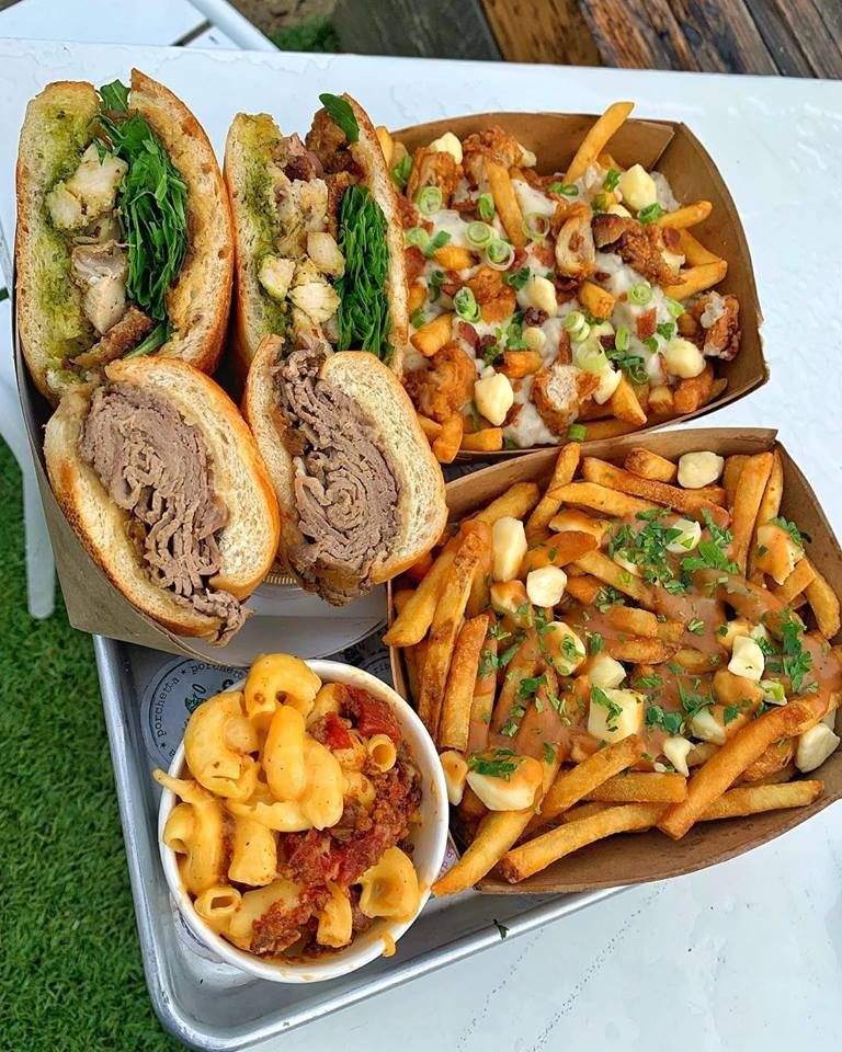 The Kroft Sandwiches And Poutine