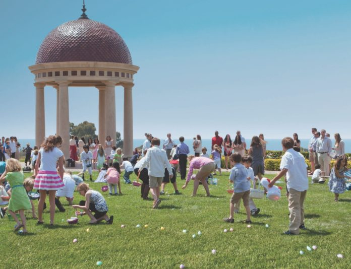 Pelican Hill Easter Egg Hunt