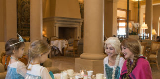 Pelican Hill Princess Tea (3)
