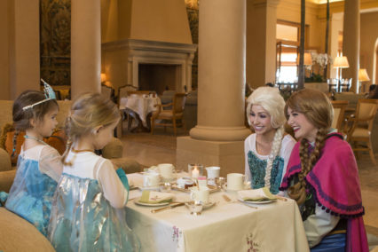 Princess Tea & Story Time @ Pelican Grill at Pelican Hill - Newport Beach | Newport Beach | California | United States