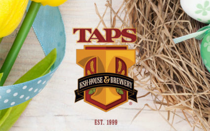 Egg-Stravagant Easter Brunch @ TAPS Fish House & Brewery - Various Locations