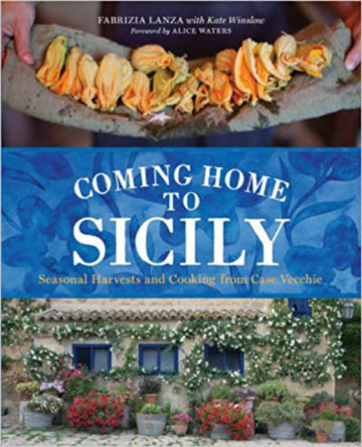 Coming Home To Sicily Cover