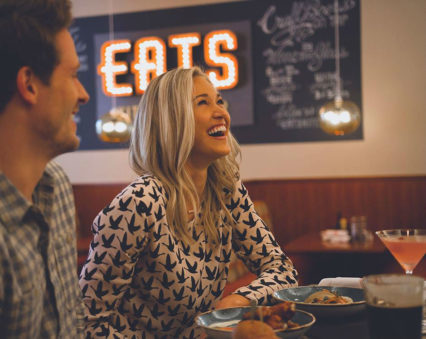 Friday Date Night Dinner Deals @ Eats Kitchen & Bar at Hotel Irvine – Irvine | Irvine | California | United States