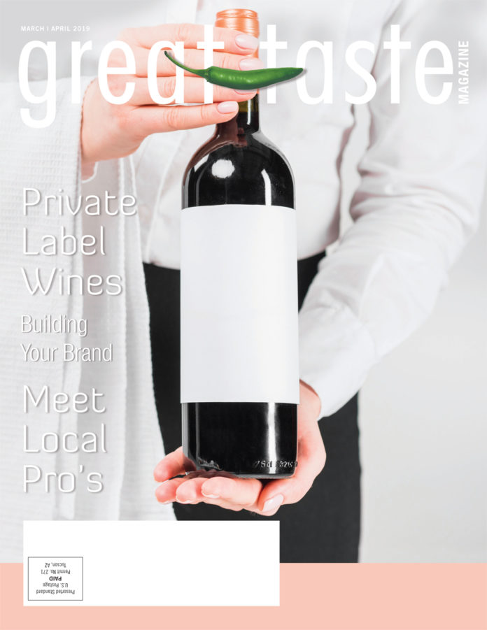 Great Taste Magazine 2019 March April Issue