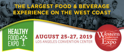 Three Food Expos for the Price of One @ Los Angeles Convention Center