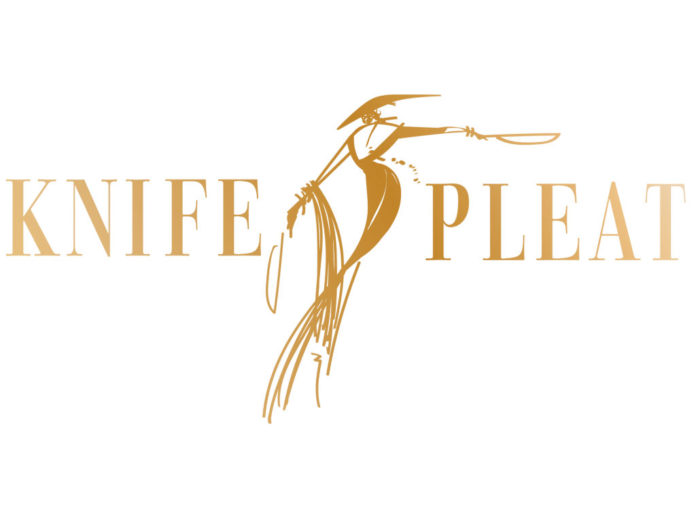 Knife Pleat Logo