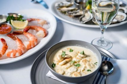 Mother's Day Prix Fixe Seafood Dinner @ Queen Mary - Long Beach | Long Beach | California | United States