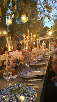 Taste Tablescape