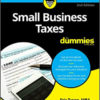Small Business Taxes Cover