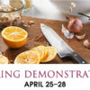 Stonewall Kitchen Cooking Demonstrations