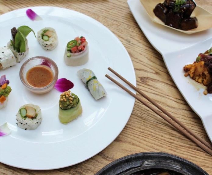 Sushi Roku Vegan
