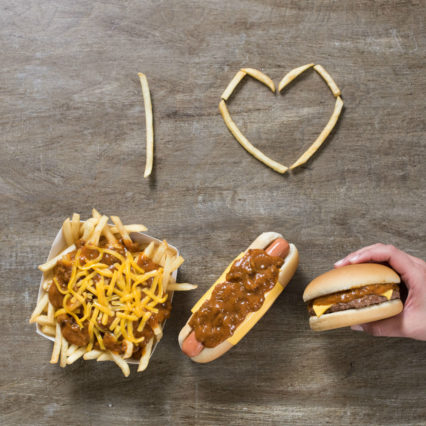 Chili Cheese Lover's Deal @ Wienerschnitzel - Irvine | Irvine | California | United States