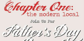 Chapter One Father's Day Brunch