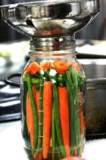Chef Debbi Pickled Veggies