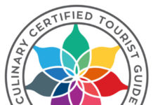 Culinary Certified Tour Guide
