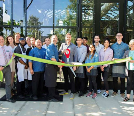 Cultivation Kitchen Ribbon Cutting