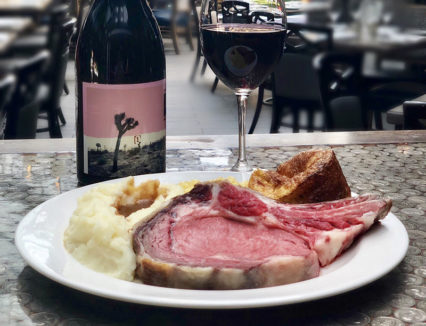 Orin Swift Wine Dinner For Two @ Five Crowns - Corona del Mar | Newport Beach | California | United States