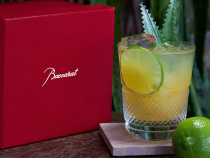 $100 Prime Margarita @ Flemings Prime Steakhouse - Newport Beach | Newport Beach | California | United States