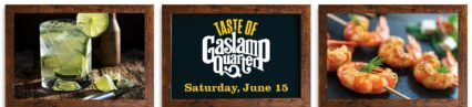 25th Annual Taste of Gaslamp @ Gaslamp Square | San Diego | California | United States