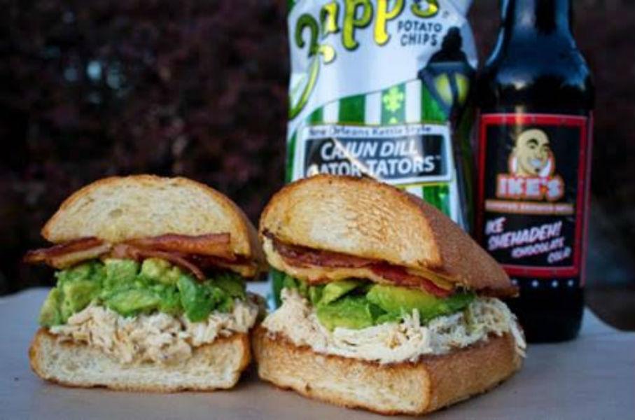 Ike's Sandwich 1