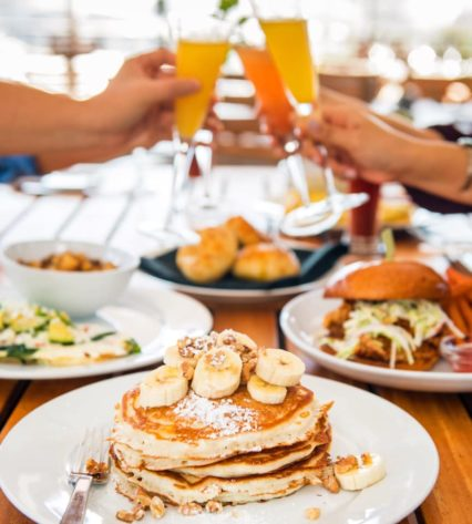 Memorial Day Weekend Brunch Al Fresco @ Sapphire - Laguna Beach