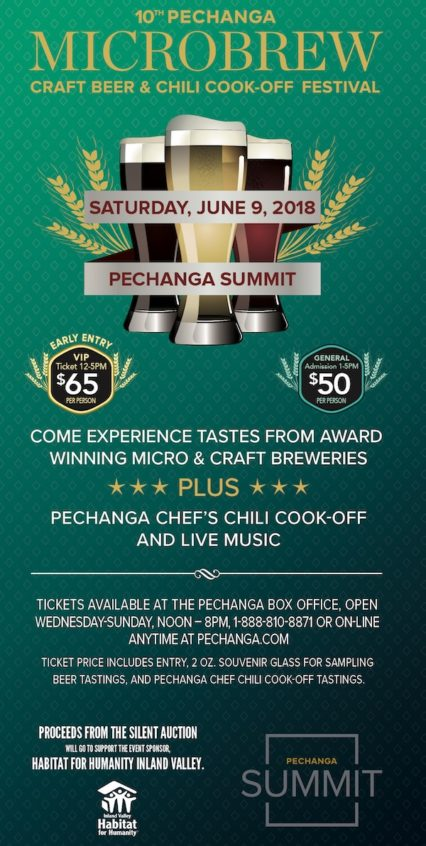 Microbrew Fest @ Pechanga Resort & Casino - Temecula