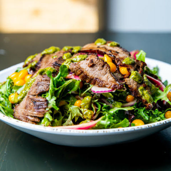 Sessions Vietnamese Grilled Beef Salad