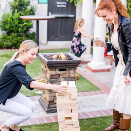 Game Night in the Backyard at SideDoor @ Side Door at Five Crowns - Corona del Mar | Newport Beach | California | United States