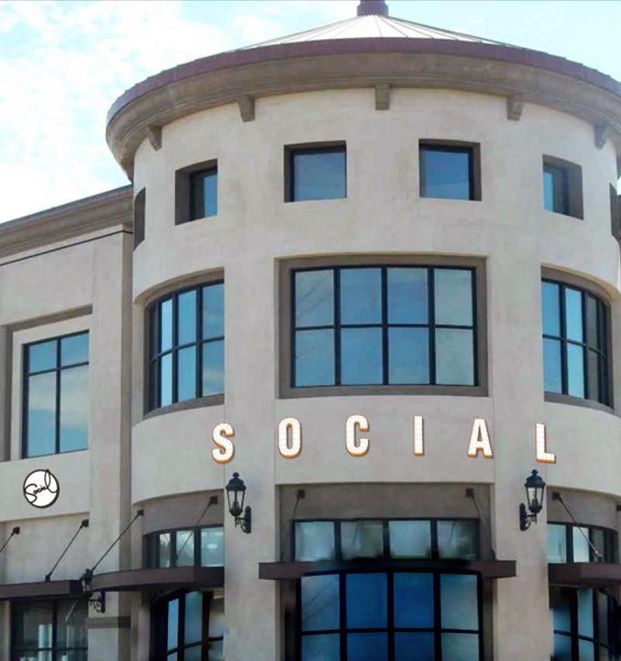 Social Huntington Beach Front