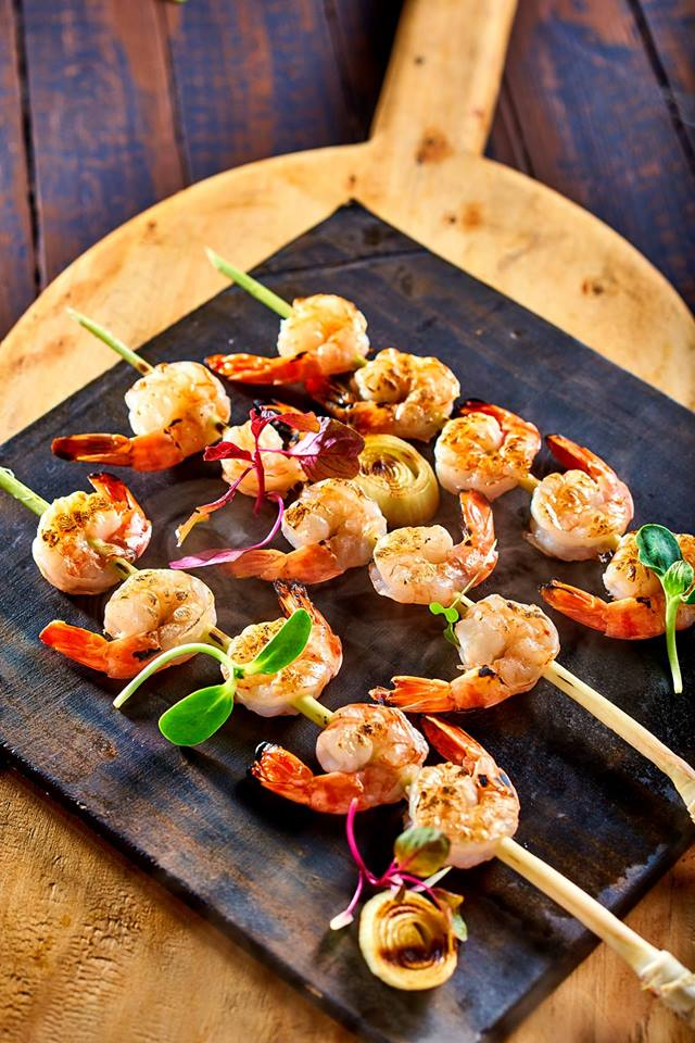 Yellow Chilli Shrimp